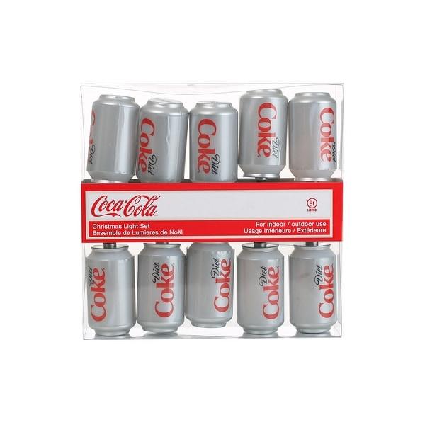 Diet Coke Can Light Set