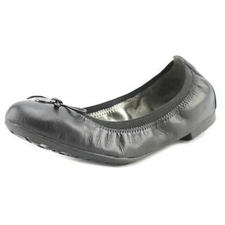 Bandolino Cosima Women  Round Toe Leather Black Flats
