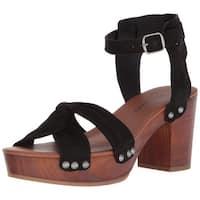 Lucky Brand Women's Whitneigh Heeled Sandal