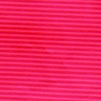 "Bicolor Red, Burgundy and Green Striped Gift Wrap Crafting Paper 27"" x 328' - Red"