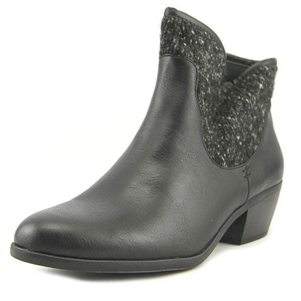 Kim Rogers Pinta Women Black Boots
