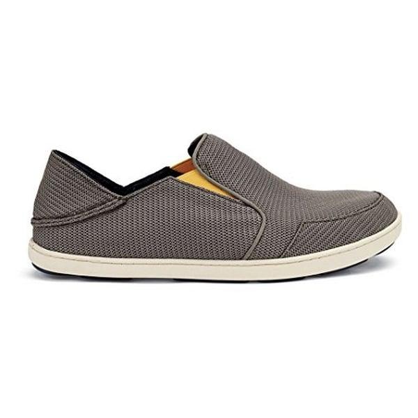 Olukai Nohea Mesh Shoe - Men's Rock/Canoe
