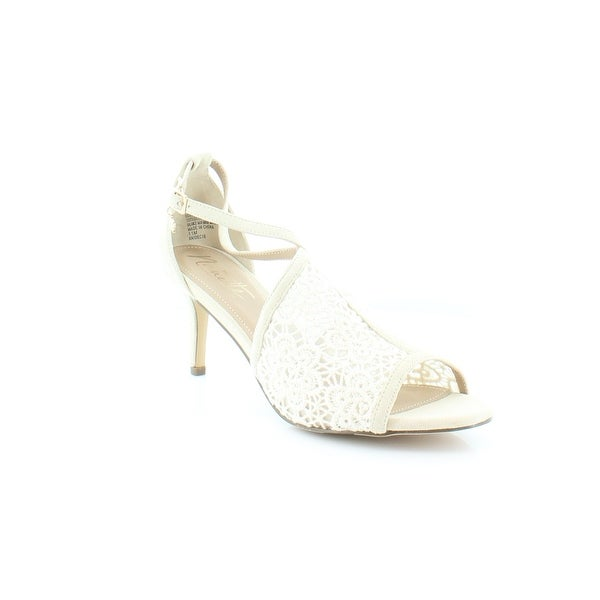 Nanette Lepore Bella Women's Sandals & Flip Flops Ivory