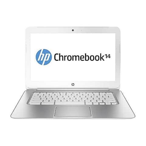HP Chromebook 14 SMB - White - Refurbished