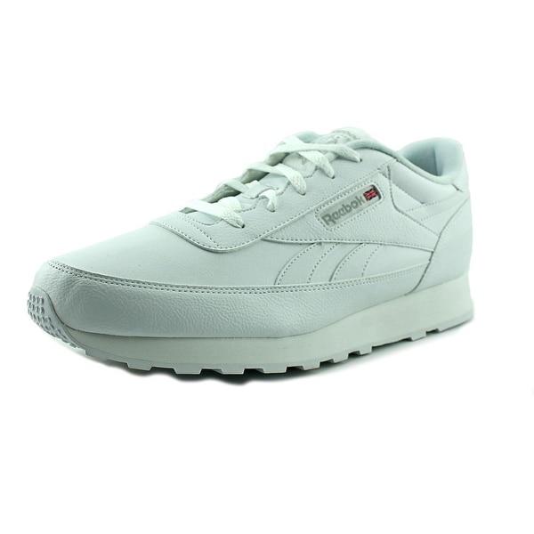 3ce26c0665a Shop Reebok Classic Renaissance Men Round Toe Leather White Sneakers ...