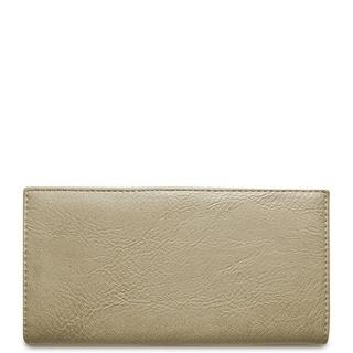 "Link to 7.25"" Bone White Rectangular Vegan Leather Wallet Similar Items in Gloves"