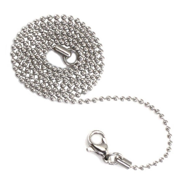 Stainless Steel 1.5mm Bead/Ball Chain