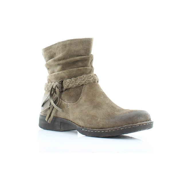 Born Abernath Women's Boots Brown - 9
