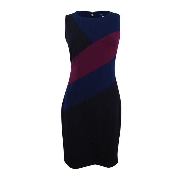tommy hilfiger circle trim dress