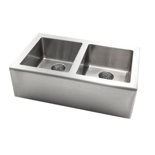 Astracast Kitchen Sinks Jacuzzi as ap20xxusum astracast apron front stainless steel double jacuzzi as ap20xxusum astracast apron front stainless steel double bowl kitchen sink free shipping today overstock 23286238 workwithnaturefo