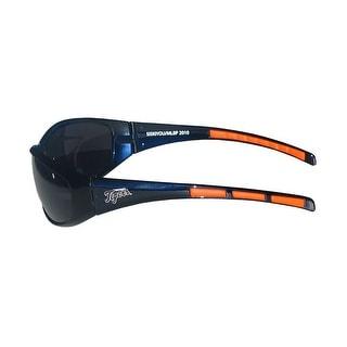 MLB Detroit Tigers Wrap 3 Dot Sunglasses