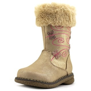 Rachel Shoes Calgary Round Toe Synthetic Winter Boot