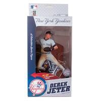 """MLB 6"""" Derek Jeter (New York Yankees) 1998 World Series SportsPicks Figure - multi"""