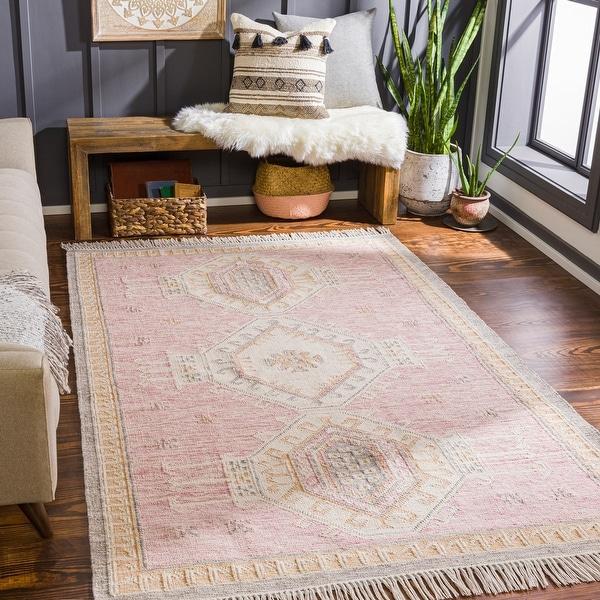 Asal Handmade Indoor/ Outdoor Global Area Rug. Opens flyout.