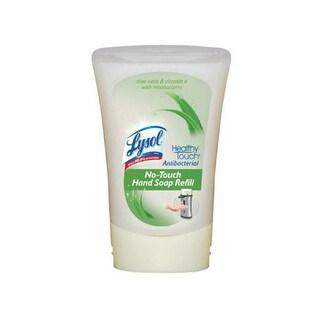 Lysol 1920000786 Antibacterial Hand Soap Refill, Aloe Vera, 8.5 Oz.