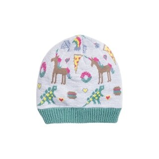 Muk Luks Hat Womens Everything Beanie O/S Multi-Color 0034552