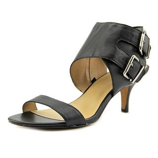 Sole Society Kahilia   Open Toe Leather  Sandals