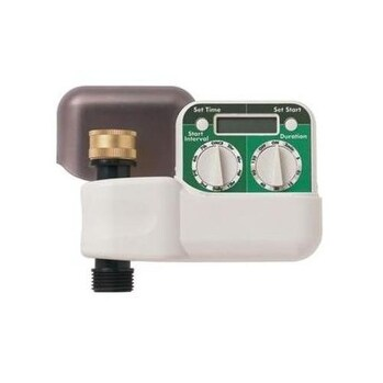 Orbit 62040 Two Dial Digital Hose End Water Timer