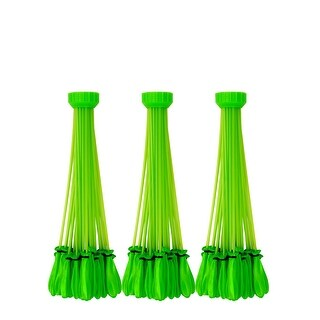 Bunch O Balloons With Launcher: Green 3-Pack, 100 Balloons Total
