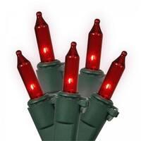 50Lt Red-Gw Ec Lock Set 4 in. Sp 16 ft. L Box
