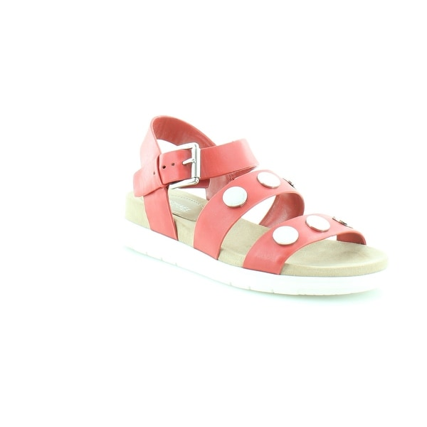Michael Kors Reggie Sandals Women's Sandals & Flip Flops Bright Red