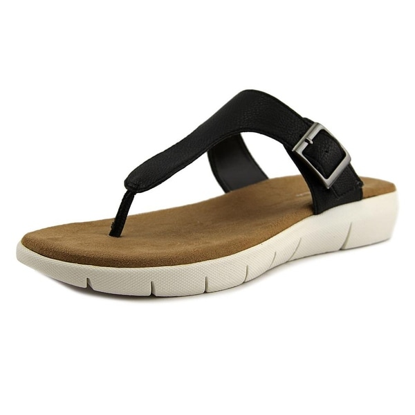 Aerosoles Cargo Wip Women Black Sandals