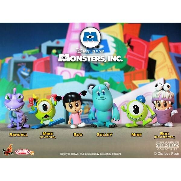 "Monsters Inc. 3"" Cosbaby Figures, Set of 6 - multi"