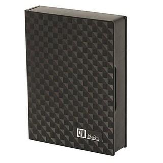 """Cru 3851-0000-09 Wiebetech Drivebox Anti-Static 3.5"""" Hard Disk Case - Plastic"""