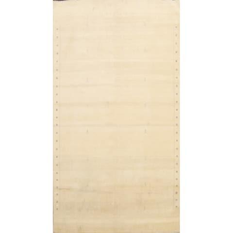 "Contemporary Gabbeh Kashkoli Oriental Area Rug Wool Hand-knotted - 6'5"" x 10'0"""