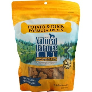 Natural Balance Duck And Potato Dog Treats