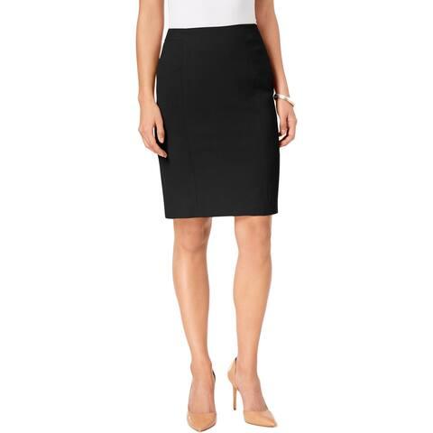 Nine West Womens Pencil Skirt Lined Officewear