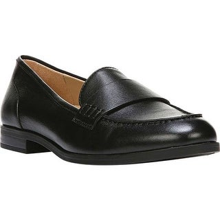 Naturalizer Women's Veronica Loafer Black Leather