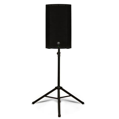 "Mackie THUMP12BST Powered 12"" Bluetooth Loudspeaker 1300 Watts Speaker and Stand"