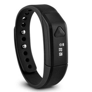 Ematic - Sb312bl - Wireless Activity Tracker Blk
