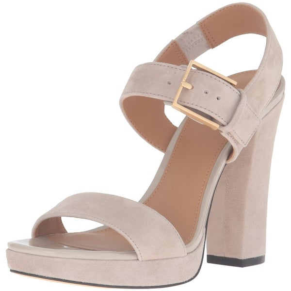 Calvin Klein Womens Bette Open Toe Casual Slingback Sandals