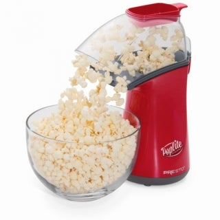 Presto 04863 PopLite Hot Air Corn Popper, 18 Cup, 120 Volts
