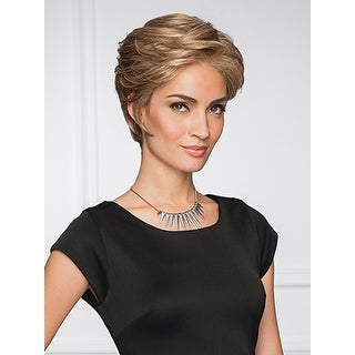 Upscale by Gabor - Synthetic, Lace Front, Monofilament Part Wig