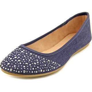 Style & Co Angelynn Round Toe Synthetic Flats