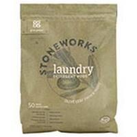 50 Loads Stoneworks Olive Leaf Laundry Detergent Powder Pods