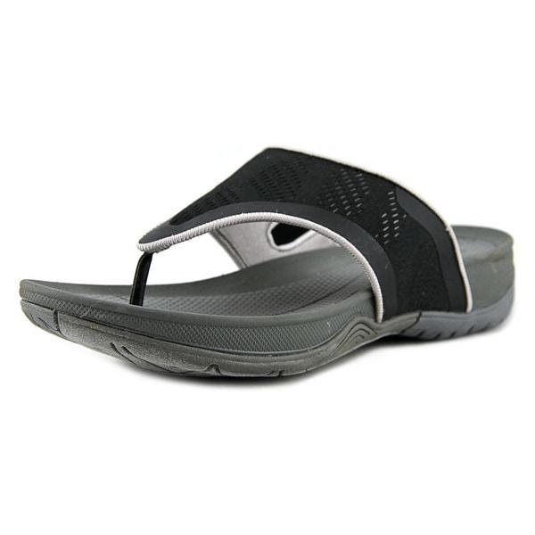 Baretraps SALEY Women Open Toe Synthetic Gray Thong Sandal