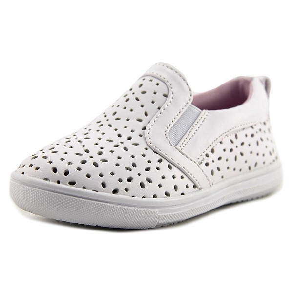 Shop Rachel Shoes Lil Delray Girl White - Free Shipping On Orders ... 353505d07f12
