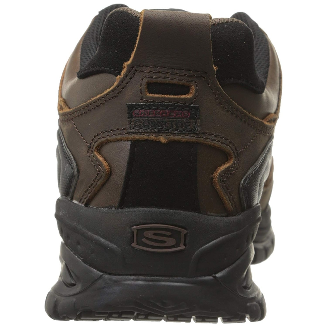 Skechers for Work Soft Stride Constructor II Athletic Slip Resistant Hiker Boot