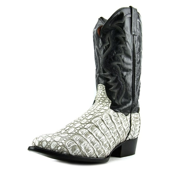 Dan Post DP3308  EW Pointed Toe Leather  Western Boot