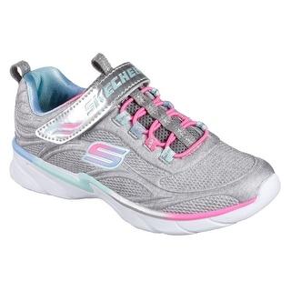 Skechers 81703L LGMT Girl's SWIRLY GIRL - SHIMMER TIME Sneaker