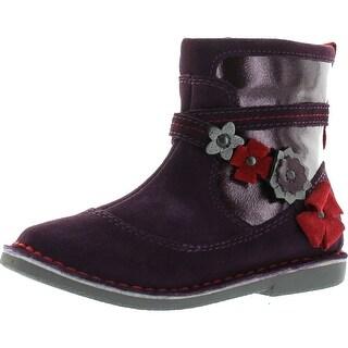 Stride Rite Girls Mc Roslin Boots
