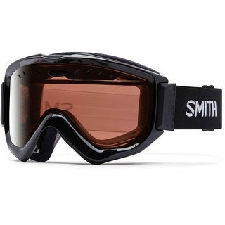Smith Optics Knowledge OTG Goggle Black Frame/RC36 - KN4EBK18
