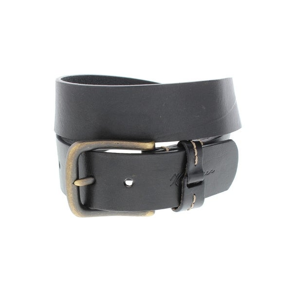 87e8cc9d0e08 Shop Tommy Hilfiger Mens Casual Belt Leather Flat Strap - Free Shipping On  Orders Over  45 - Overstock - 22740721