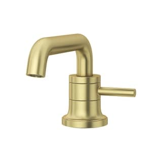 Pfister LG42-TNT  Tenet 1.2 GPM Deck Mounted Single Hole Bathroom Faucet with Push&Seal Drain Assembly