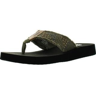 Yellow Box Mojave Womens Fashion Flip Flop Sandals