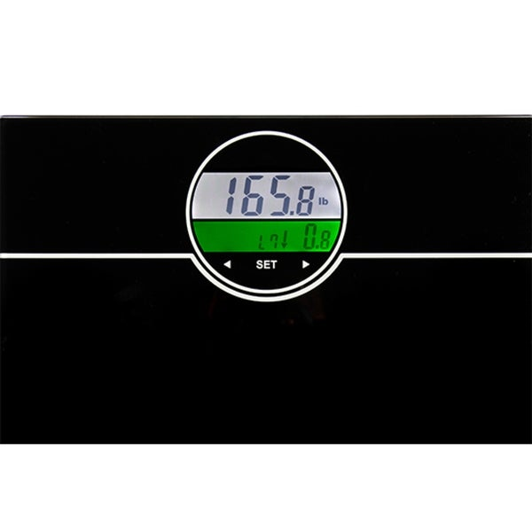Ozeri Weightmaster (440 Lbs / 200 Kg) Bath Scale With Bmi, Bmr And 50 Gram Weight Change Detection - M. Opens flyout.